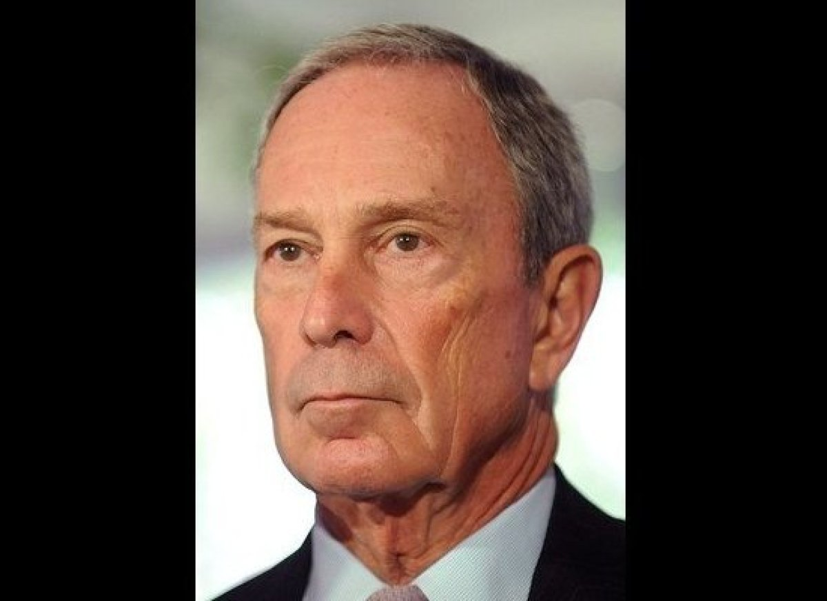 Source: Bloomberg LP Age: 70  Residence: New York City  New York City's mayor has been working to enact as much change as