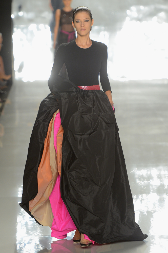 Chado Ralph Rucci. Getty Images.