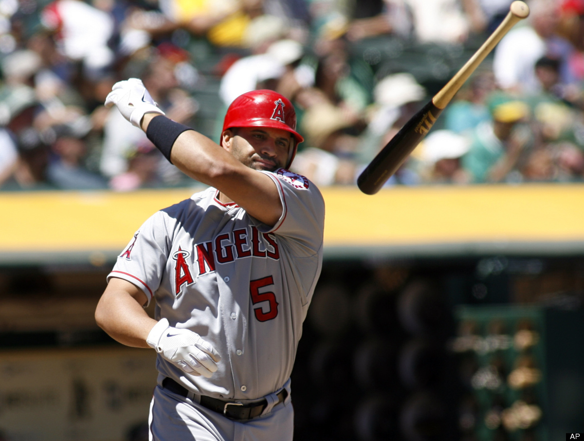 """10 years, <a href=""""http://www.huffingtonpost.com/2011/12/08/albert-pujols-to-angels-mlb-cardinals-mlb-report_n_1136512.html"""""""