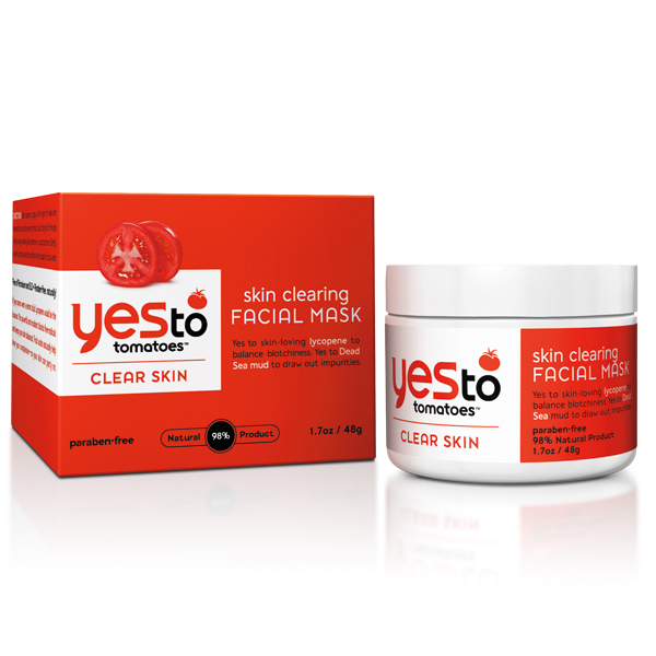 """Dead Sea mud clears blackheads, while lycopene-rich tomatoes offer an antioxidant boost. <a href=""""http://www.yestocarrots.com"""