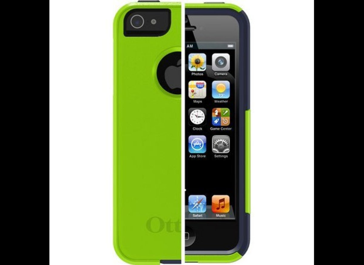 Whether you tuck your phone or toss it, this case will keep it protected all day long. It features two layers of protection a