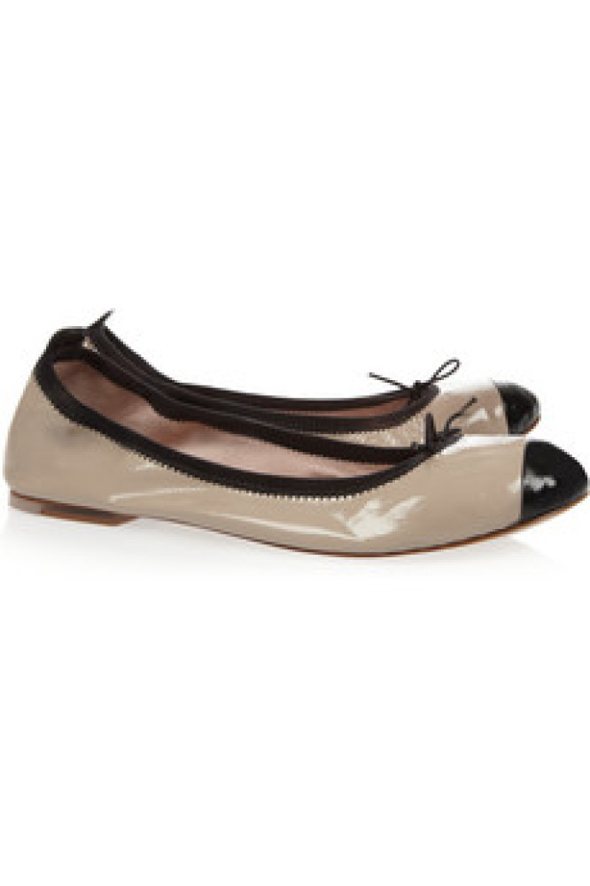 Brad Goreski, celebrity stylist and Rachel Zoe's former assistant, says every woman should own a pair of flats.    <a href=