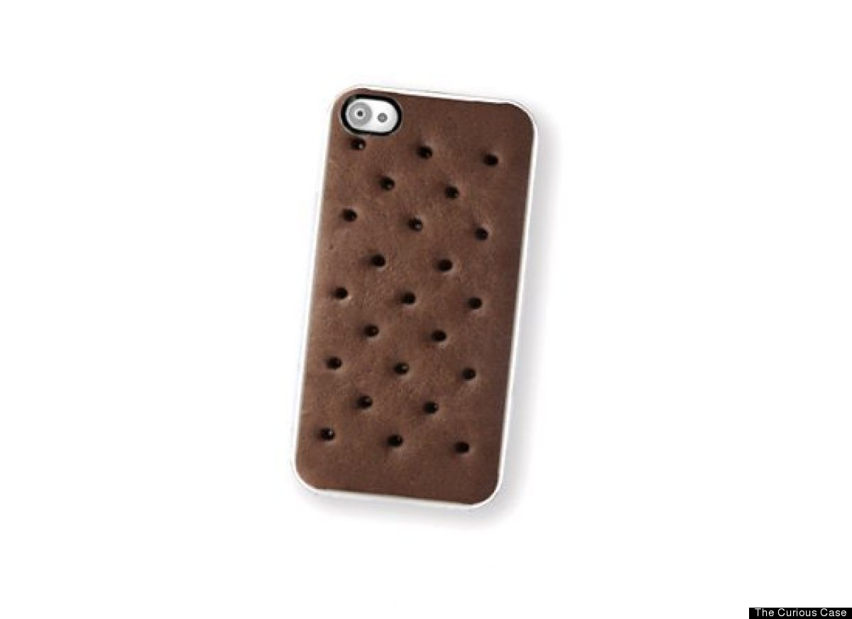 "<strong>Get the iPhone 4 and 4S <a href=""http://www.etsy.com/listing/109818974/ice-cream-sandwich-hard-case-for-iphone"" targe"