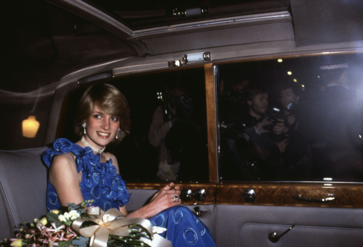 The Princess of Wales tragically died on Aug. 31, 1997, after a lifetime of evading photographers in her native England. Whil
