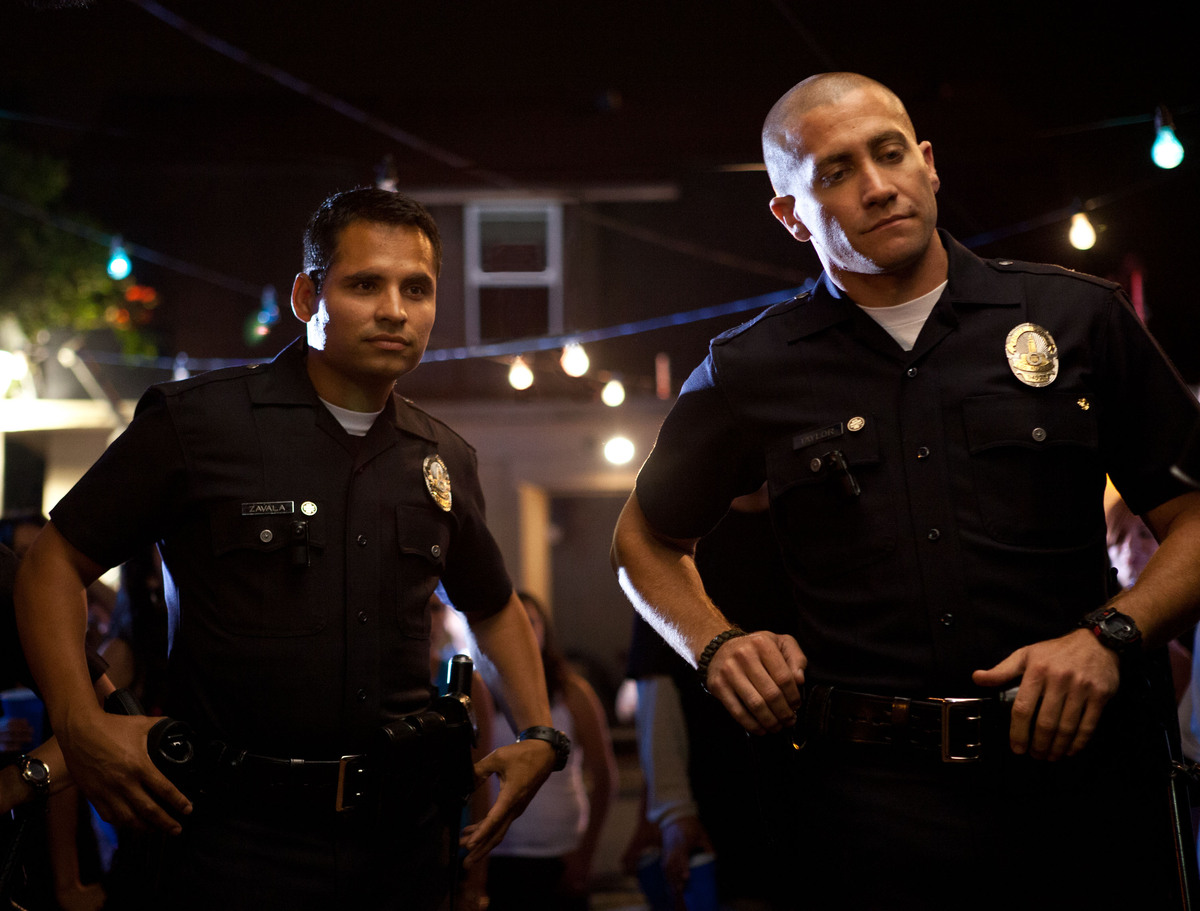 """The new cop drama from """"Training Day"""" writer David Ayer has earned some fairly strong reviews -- especially for the relations"""
