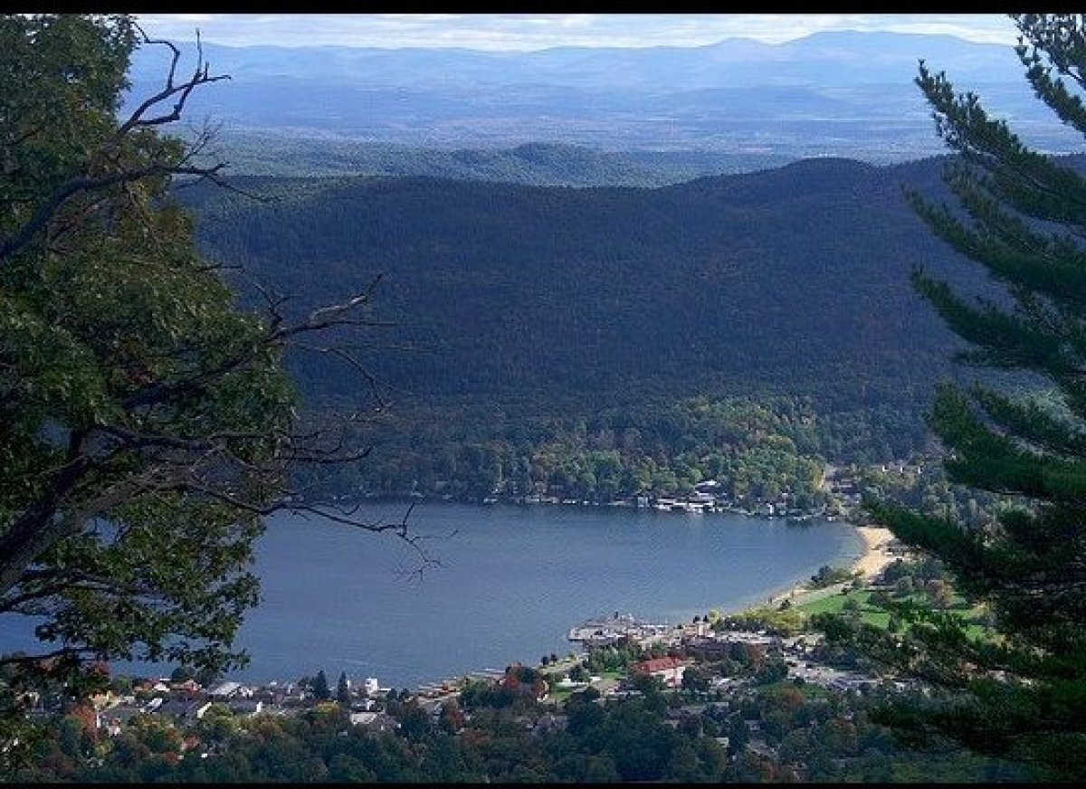 There's a reason that the small town of Lake George, New York (on the banks of the much larger body of water for which it's n