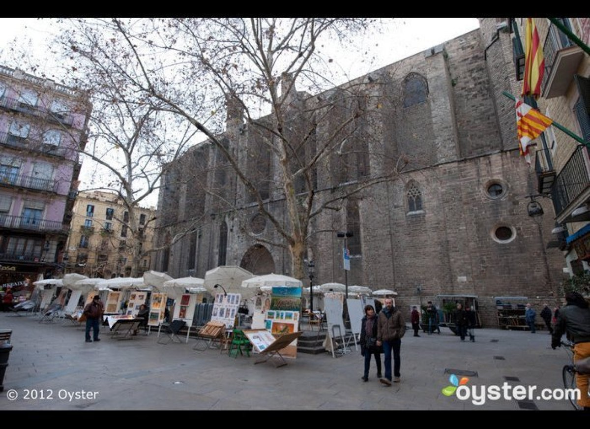 Trendy and fashionable — that's Barcelona for you. But it nonetheless has a laid-back vibe and, as a very walkable city (alth