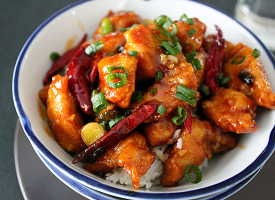 "<strong>Get the <a href=""http://www.fromaway.com/cooking/chinese-new-year-general-tsos-chicken"">General Tso's Chicken recipe"
