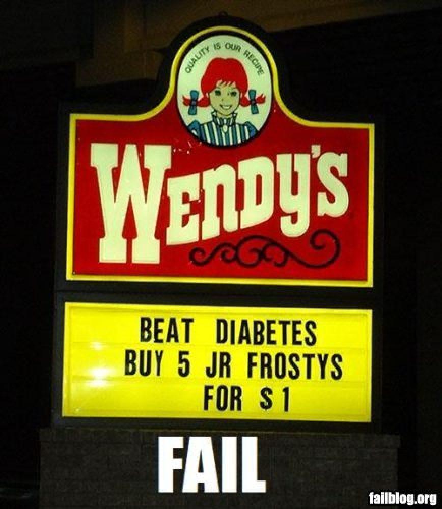 "By ""beat"" they must have meant ""contract."" (<a href=""http://failblog.org/2008/08/06/wendys-fail/"" target=""_hplink"">via FAILBl"