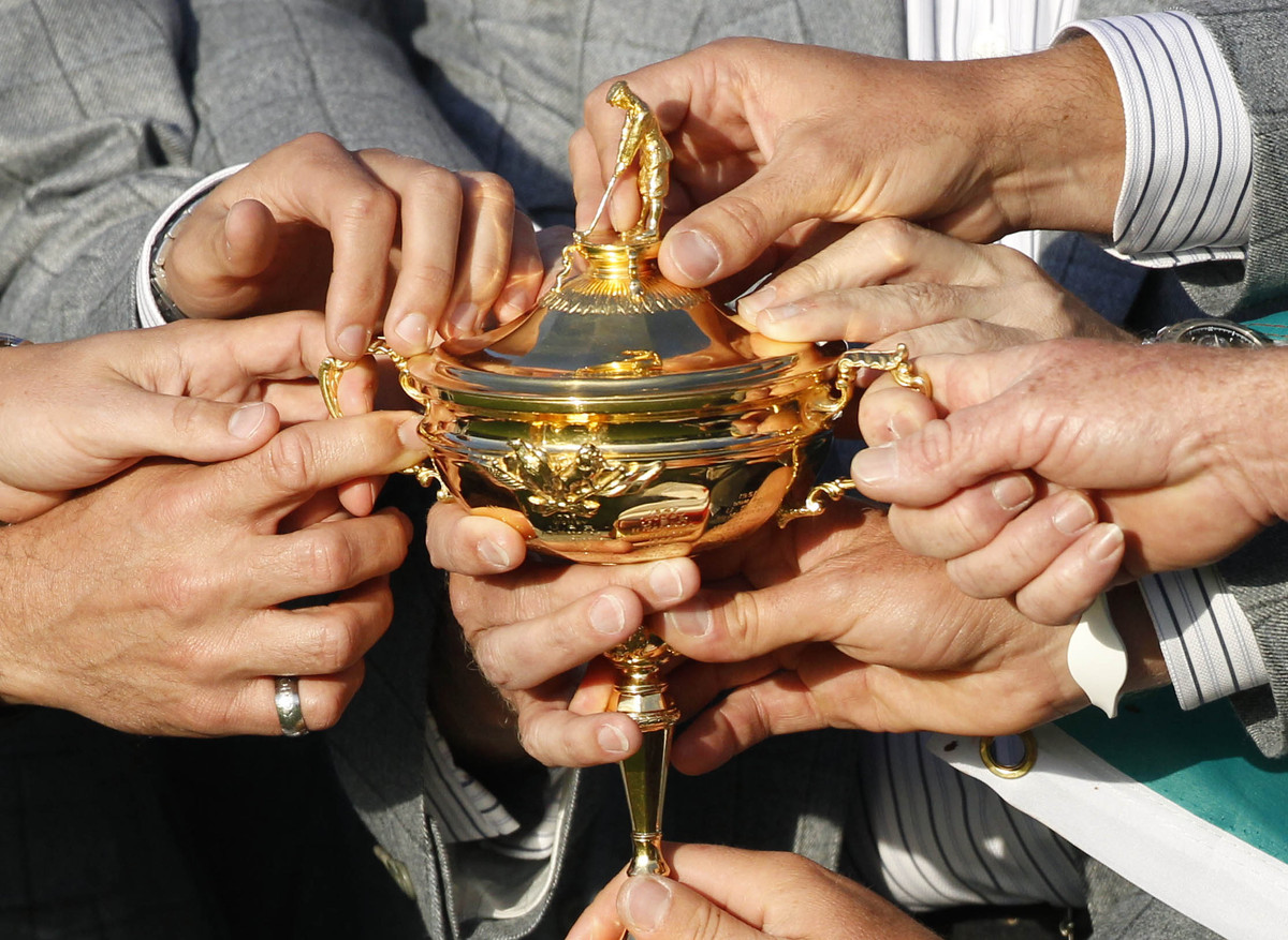 <strong>1. Where did the Ryder Cup get its name? </strong> a.) An English seed merchant  b.) An American rental truck company