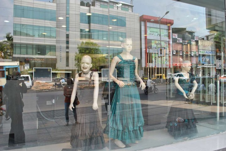 What Mannequin Fear It Fulfills: Mannequins are sentient beings capable of emotions and they can feel when they've been wrong