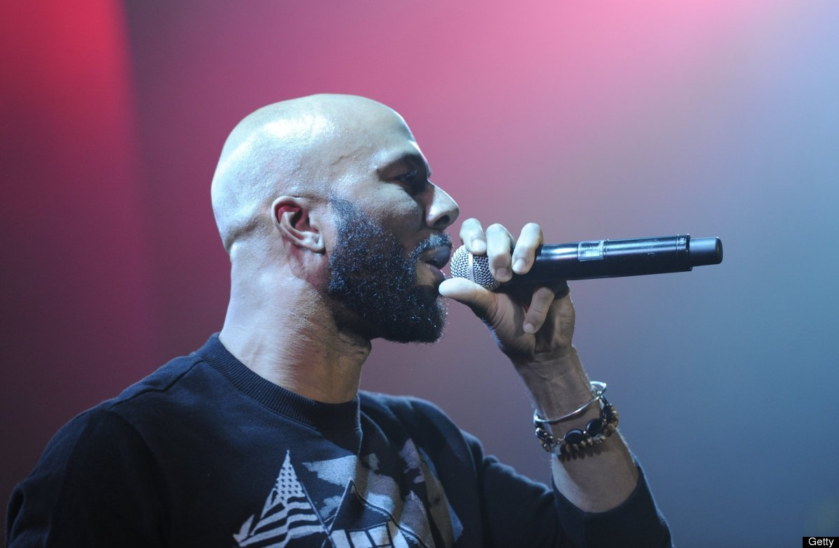 """Lonnie Rashid Lynn, Jr. (aka """"Common,"""" and formerly """"Common Sense"""") attended Florida A&M University earning a degree in busin"""
