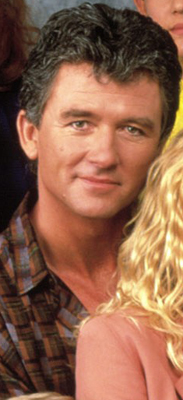 Patrick Duffy played Frank Lambert, the divorced father of JT, Al and Brendan.