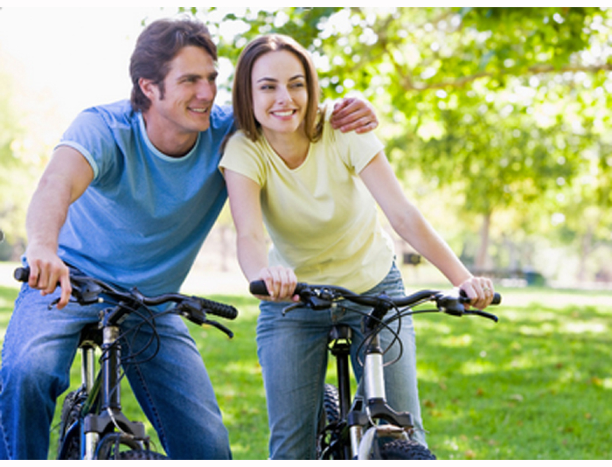 The lower-body numbness you feel after a bike ride may dull the sensations in your pelvis during the <em>other</em> workout y