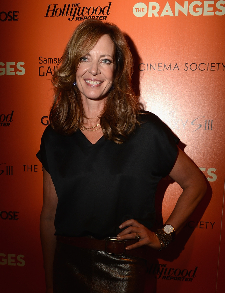 "From a <a href=""http://www.huffingtonpost.com/2012/09/13/allison-janney-liberal-ar_n_1880550.html"">cougar professor</a> in in"