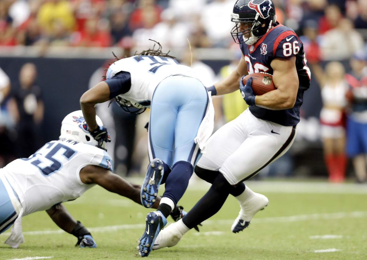 The undefeated Houston Texans have a lot to be happy about with the way they have started the first quarter of the season, es