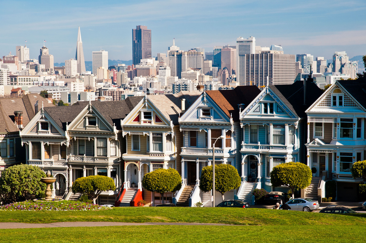 """In """"Murder in the First,"""" """"Nine Months,"""" """"The Conversation,"""" """"Mrs. Doubtfire.""""  The neighborhood and park are among the most"""