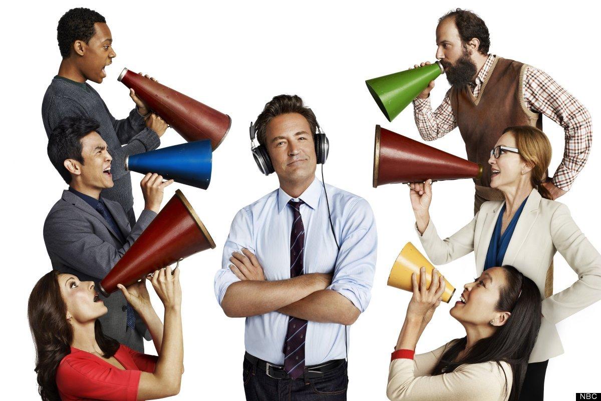 """""""Go On"""" new episodes premiere Tues., Sept. 11, 9 p.m. ET on NBC.  <em><a href=""""http://www.huffingtonpost.com/2012/06/06/fal"""