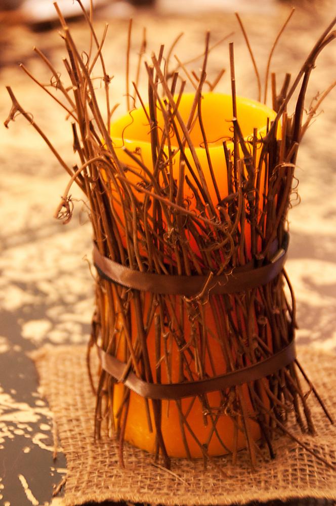 Top 10 DIY Halloween Decorations Made With Flameless Candles (PHOTOS  HA41