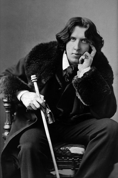 I hate people who are not serious about meals. It is so shallow of them. ~Oscar Wilde