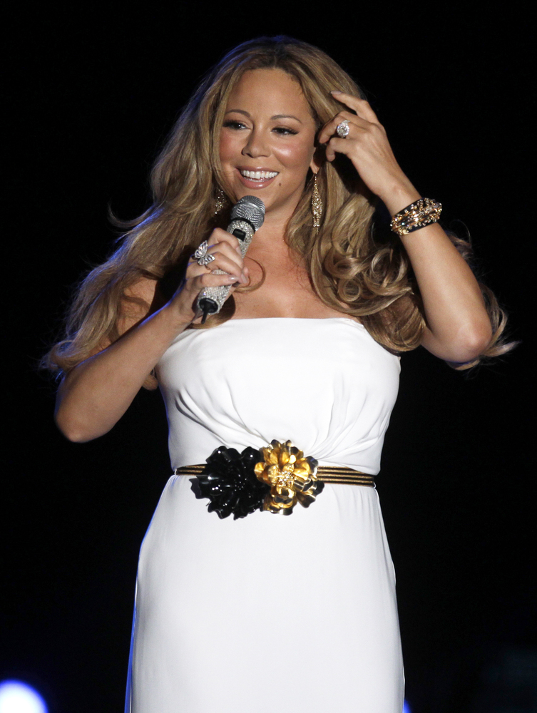 """<strong>The Event:</strong> Although they've just secured their positions on the """"American Idol"""" judges panel, Mariah Carey a"""