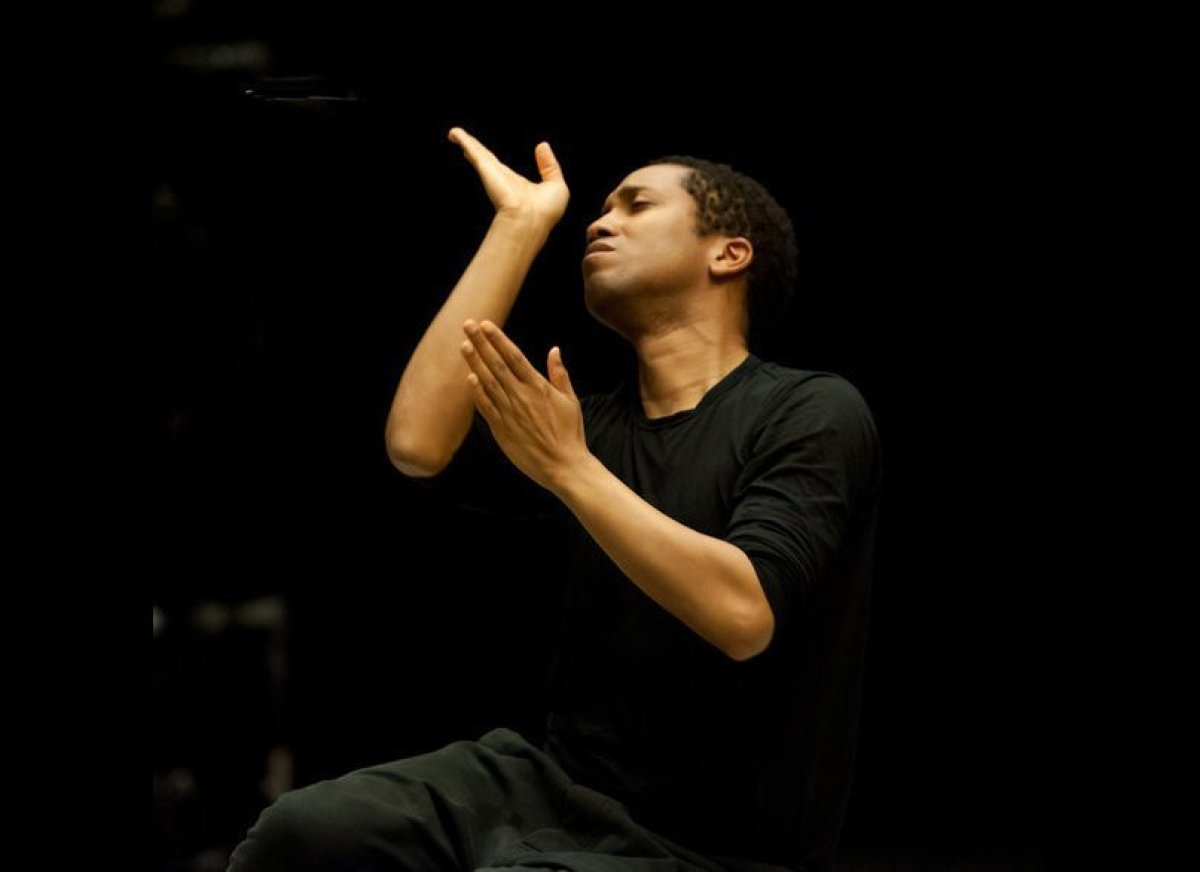 Trajal Harrell has three performances in the New York area during October, including the premiere of <em>Judson Church is Rin