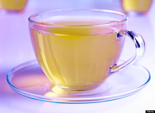 Green tea is rich in the polyphenol EGCG (epigallocatechin-3-gallate), which has been shown to slow the spread of breast canc