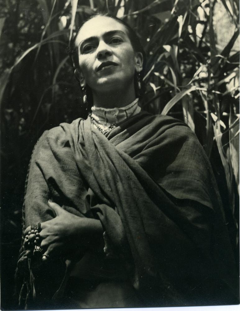 Colección Museo Frida Kahlo © Banco de México Fiduciario en el Fideicomiso relativo a los Museos Frida Kahlo y Diego Rivera