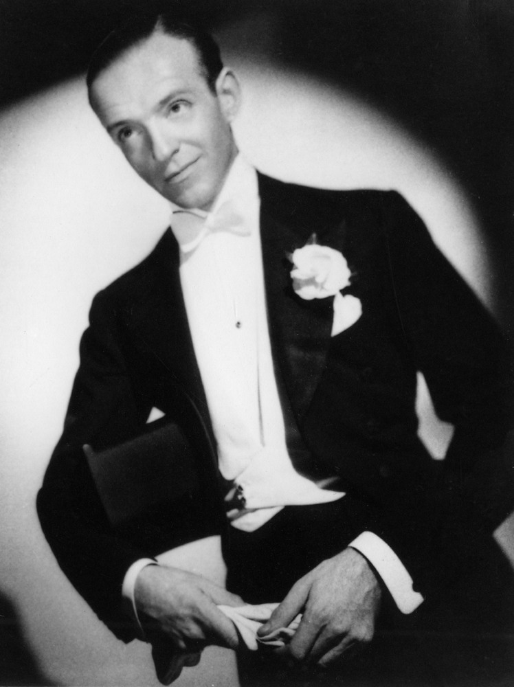 "<a href=""http://en.wikipedia.org/wiki/Fred_Astaire"" target=""_hplink"">Frederick Austerlitz</a>, arguably one of the greatest d"