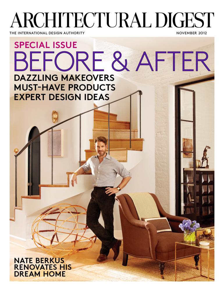Architectural Digest/PIETER ESTERSOHN