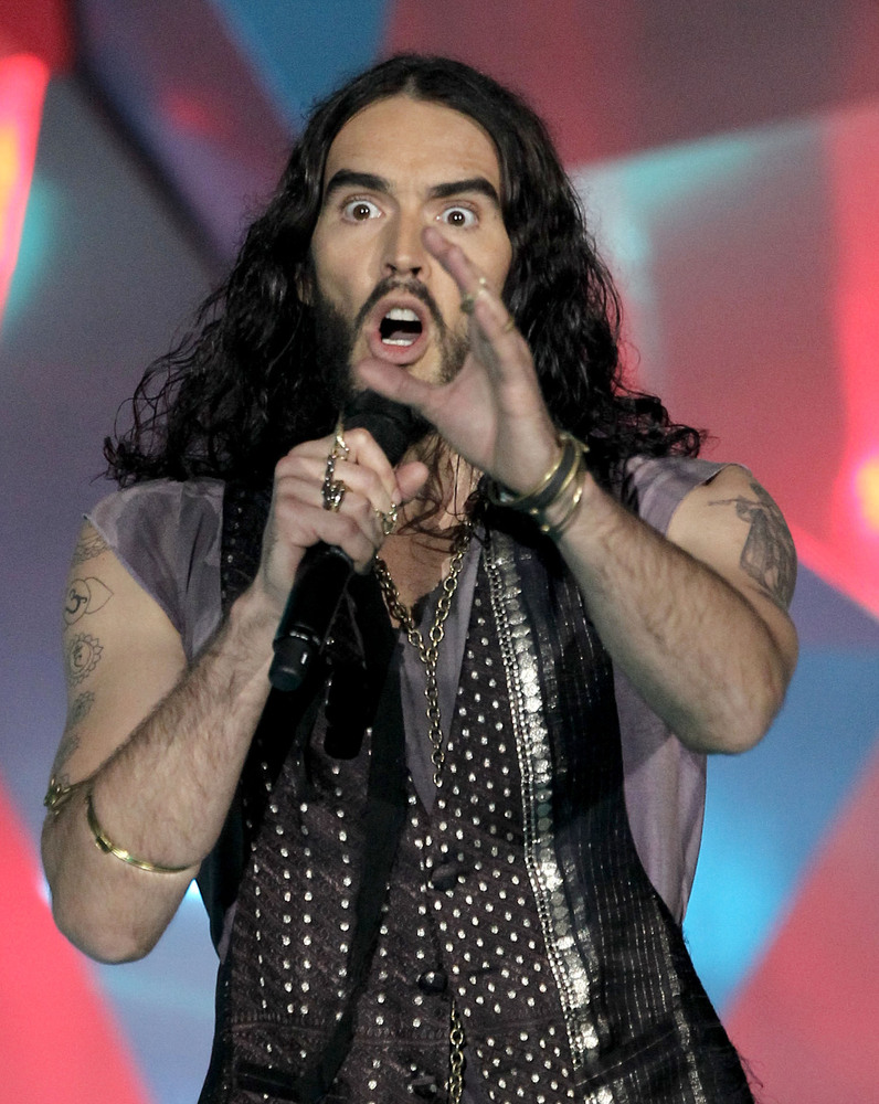 "In 2005, Russell Brand <a href=""http://www.npr.org/templates/story/story.php?storyId=101881014"">sought treatment</a> for his"