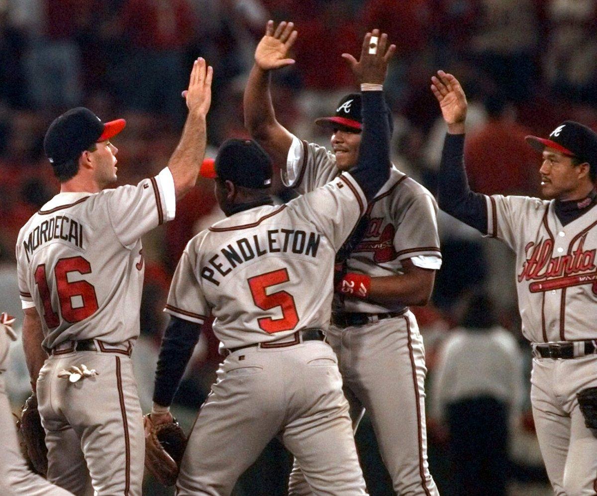 1996: Atlanta vs. St. Louis NLCS Game 7
