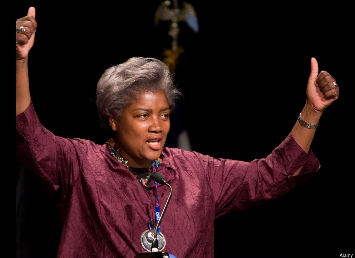 At the ripe age of just nine, Donna Brazile started her career in politics working to elect a city council candidate who had