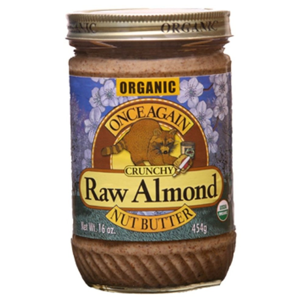 Almond butter is the best bet for your diet. It has peanut butter's same creamy texture while packing about 3 grams more of h
