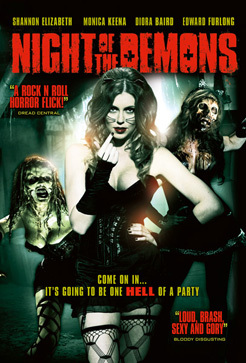 A new version of the horror film Night of the Demons just hit theaters. To celebrate, we uncovered the tricks that Adam Giera