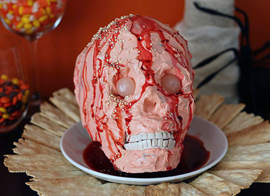 """<strong>Get the <a href=""""http://www.notmartha.org/archives/2011/10/26/zombie-head-cheese/"""">Zombie Head Cheese recipe</a> by N"""