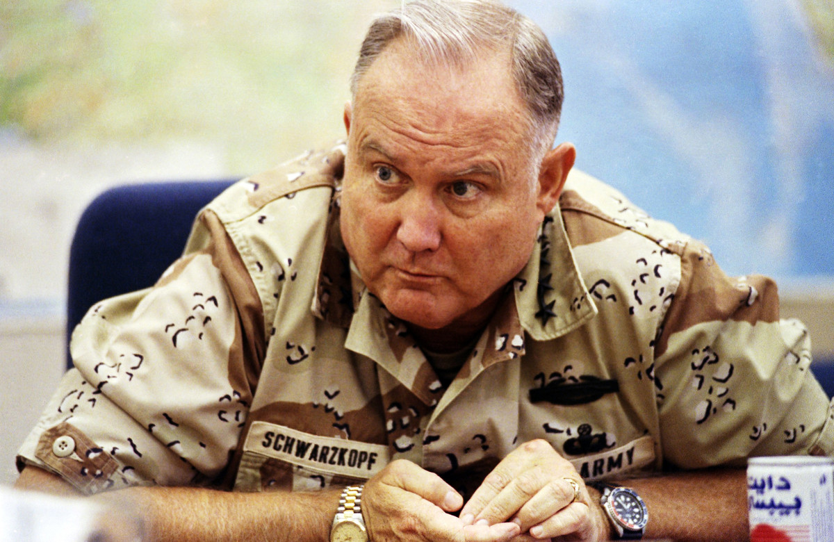 Served as: United States Army general, Desert Storm commander  Died on: Dec. 27, 2012 at age 78.