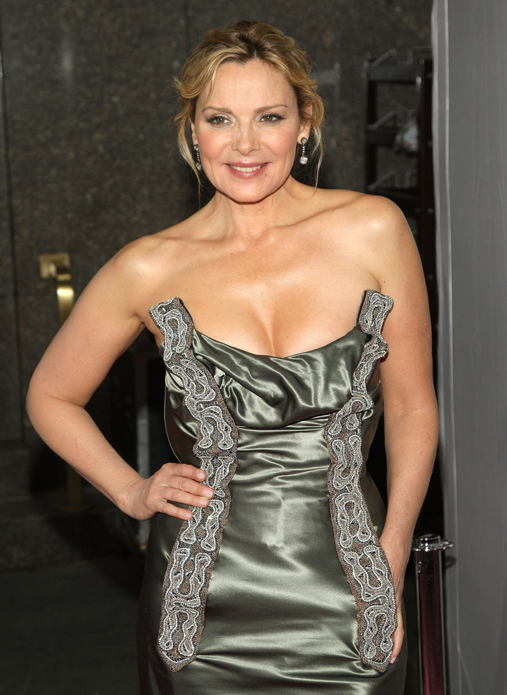 "What man hasn't lusted over Samantha Jones in ""Sex and the City""? Of course, Kim Cattrall, the 56-year-old <a href=""http://ww"