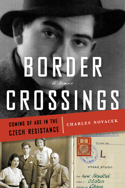 Charles Novacek joined the Czech Resistance in his childhood and fought both the Nazis and the Communists before escaping fro