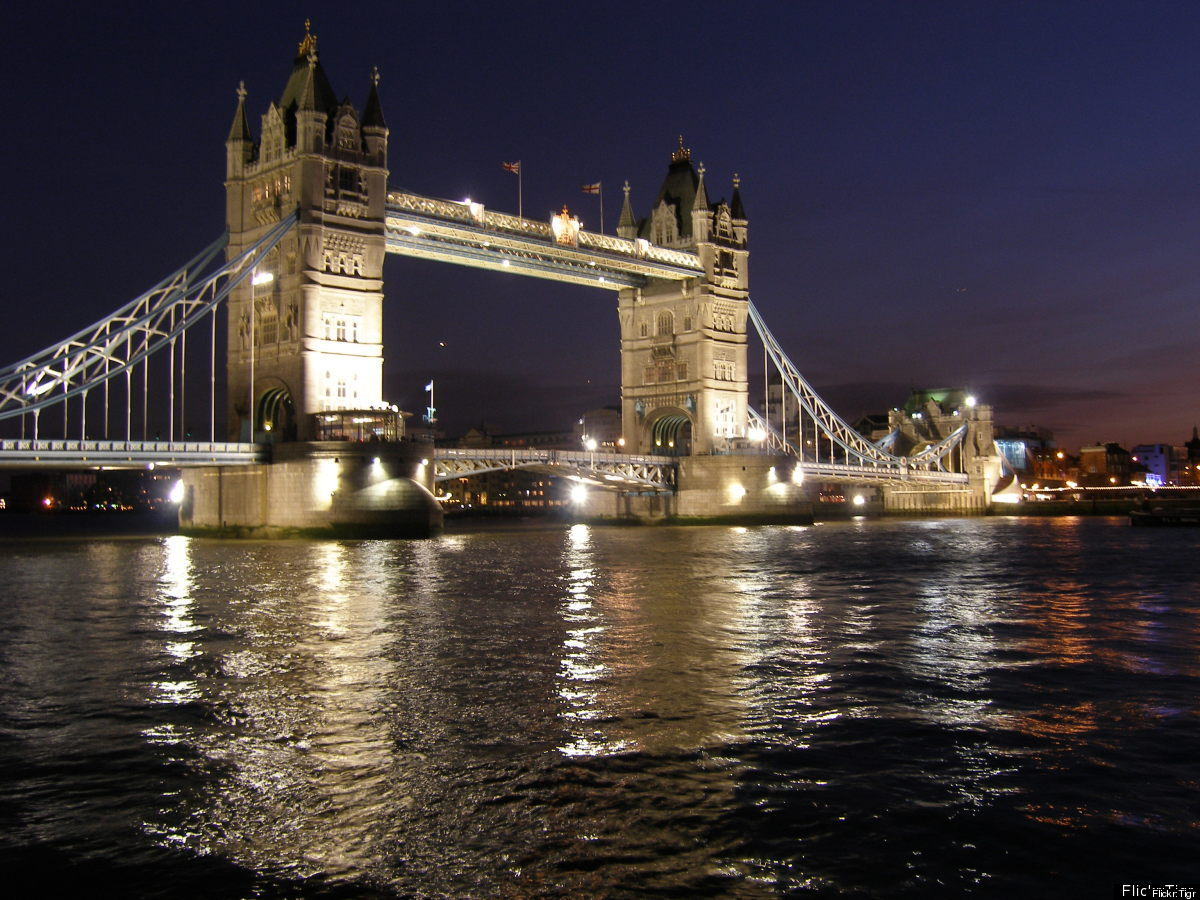 The world saw Tower Bridge this year during Britain's remarkable summer of Diamond Jubilee festivities, the Olympics and Para