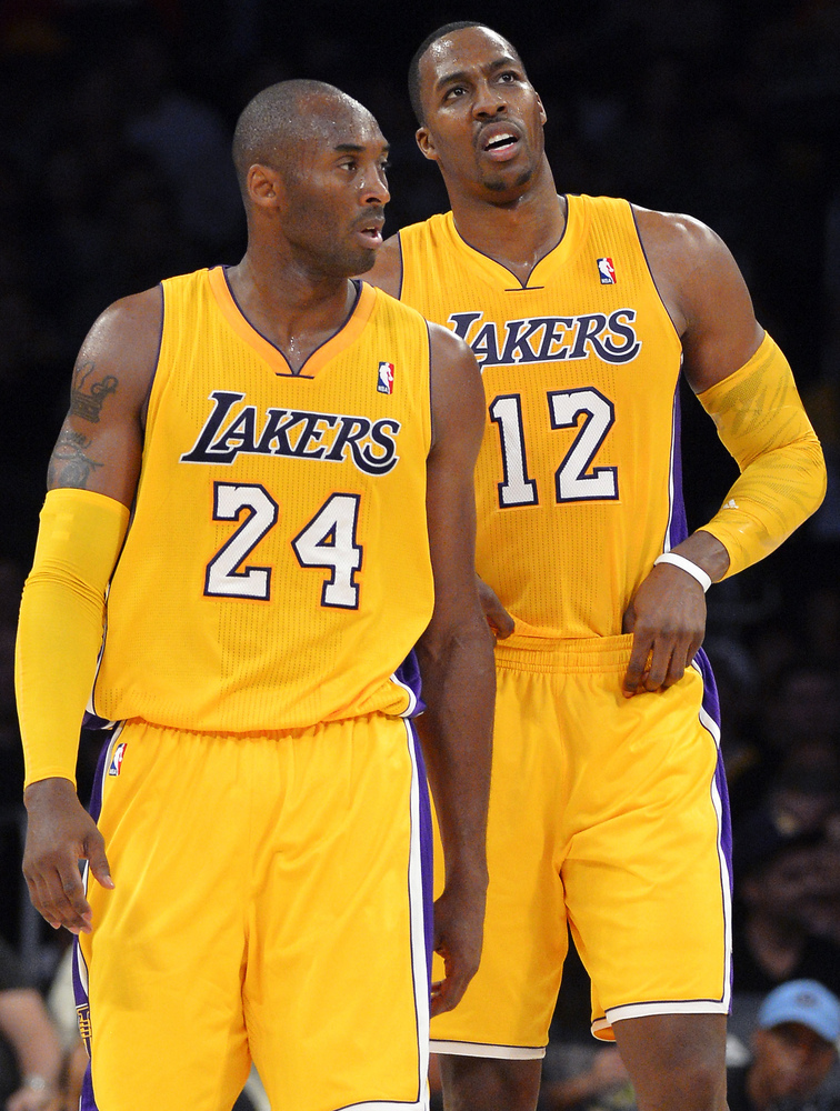 Even if Kobe Bryant still insists that the Lakers -- owners of the league's highest payroll -- are his team, no player is mor