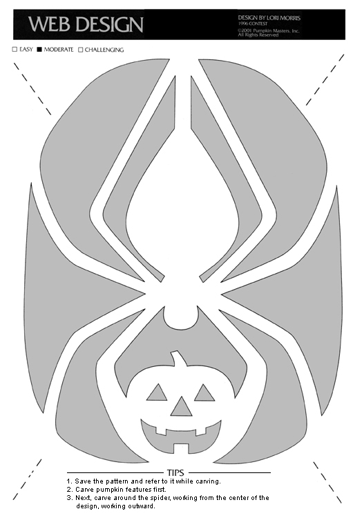 Free printable pumpkin stencils for a guaranteed