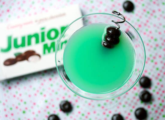 how to make a peppermint patty drink