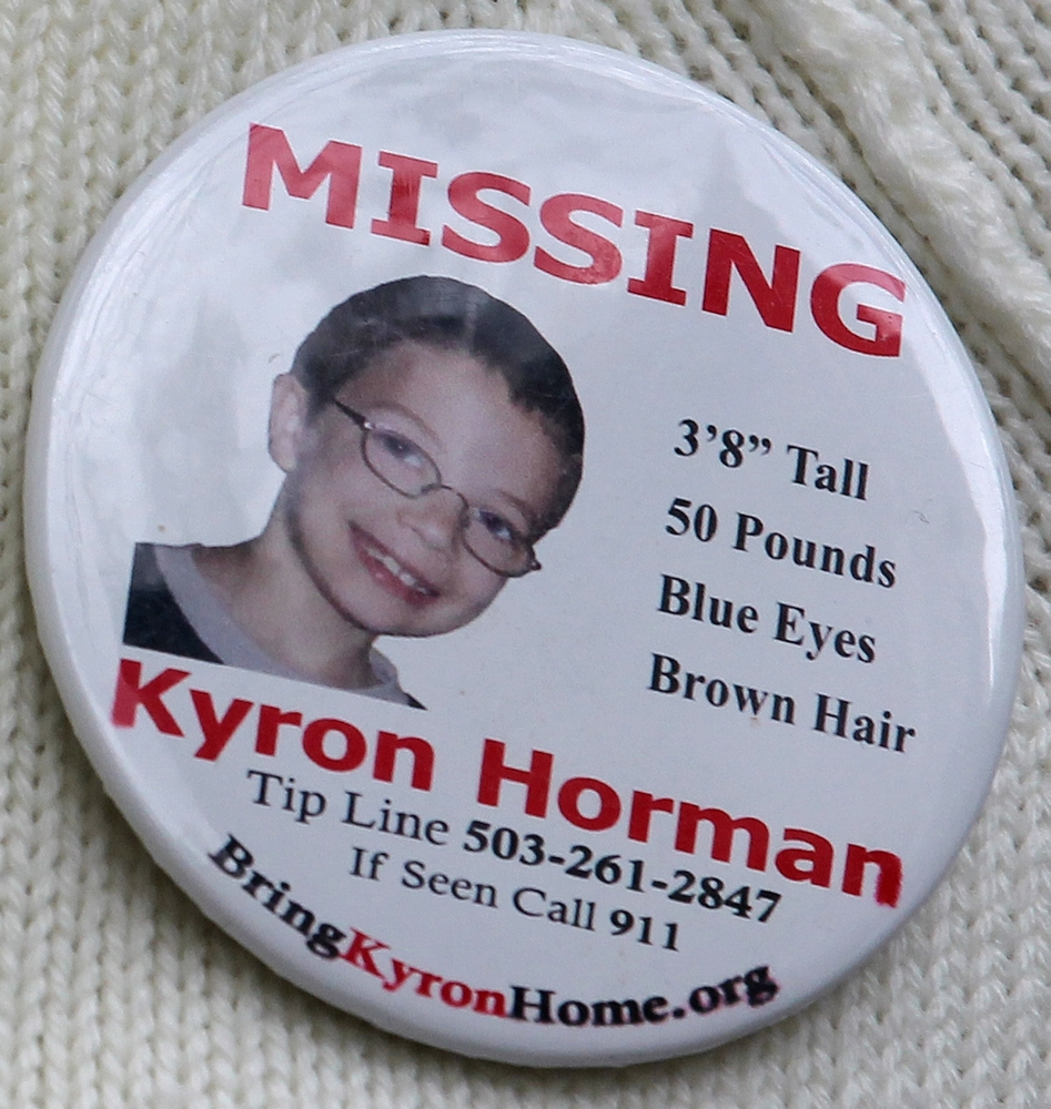 Kyron Horman was last seen by his stepmother walking to his classroom at Skyline Elementary School in Portland, Ore., on June