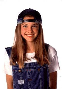Dressing up like the star of Nickelodeon's most beloved '90s teen sitcom is no sweat.  1. White tee 2. Overalls 3. Backwards