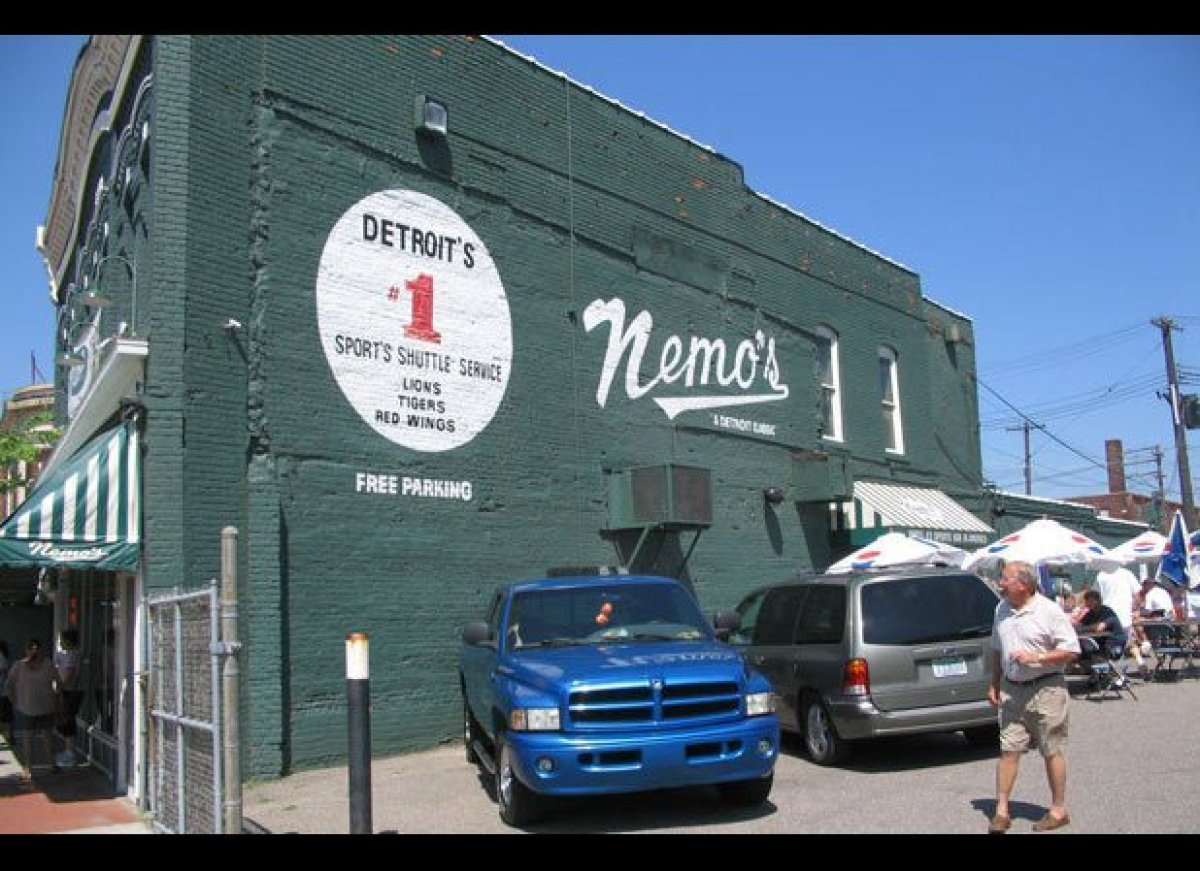 Nemo's may not have the bells and whistles of other bars on the list, but it has tradition, classic bar food and sports memor