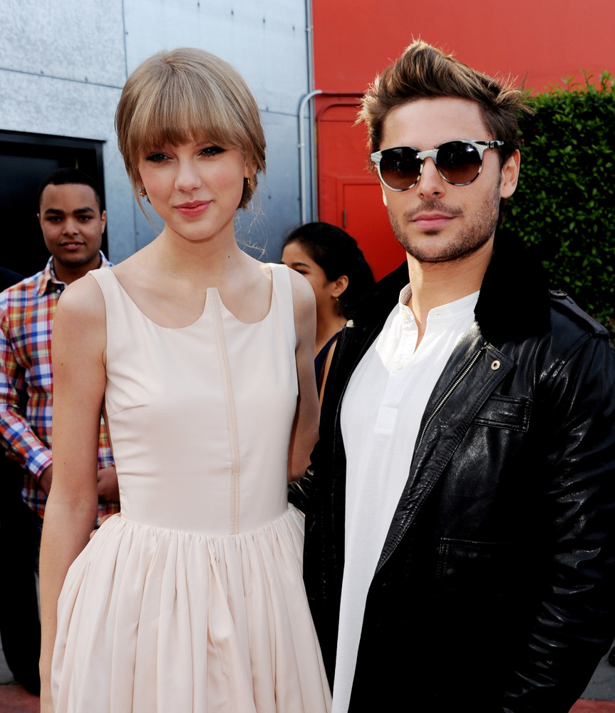 "Although rumors were swirling that Efron and Swift were an item while they were working on ""The Lorax,""<a href=""http://www.hu"