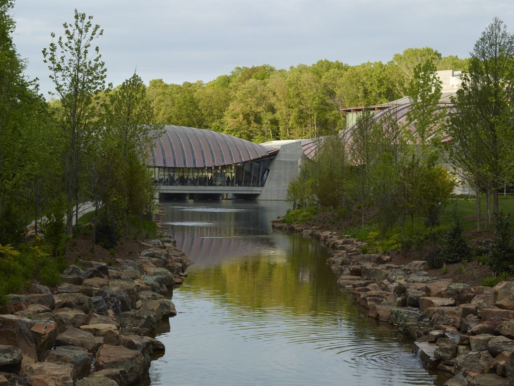 Photography  by  Timothy Hursley, courtesy of Crystal Bridges Museum of American Art, Bentonville, AR