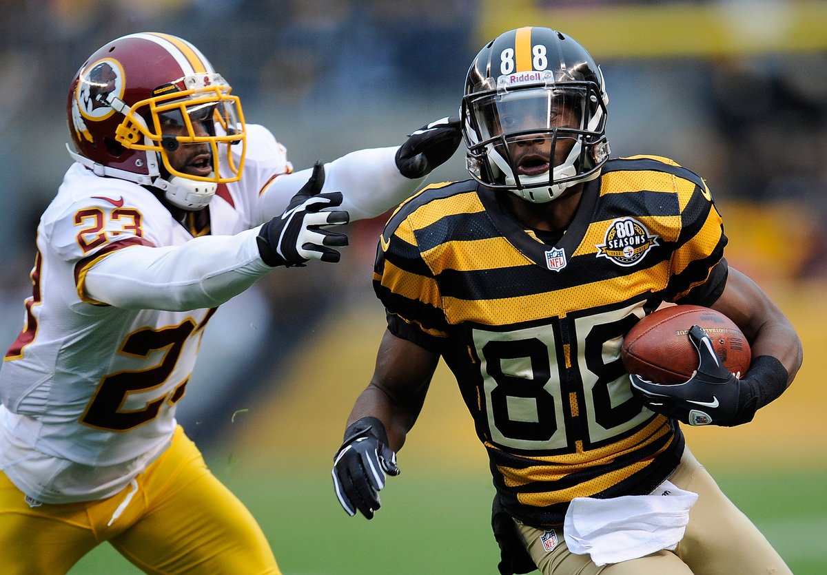antonio brown bumblebee jersey