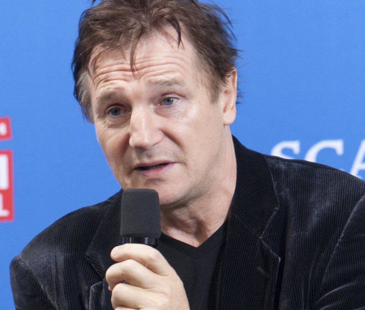A Q&A session with Liam Neeson during the 2010 Savannah Film Festival